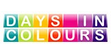 Days in colours