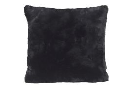Poduszka futrzana Winter-Home SEAL black