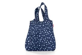 Siatka MINI MAXI SHOPPER Spots Navy