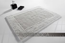 Dywanik Moca Design 60x60 cotton silver