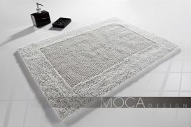 Dywanik Moca Design 70x130 cotton silver