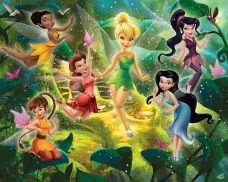 Tapeta 3D Walltastic - Disney Fairies