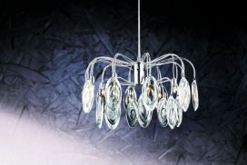 Lampa sufitowa Willow 113x50 cm