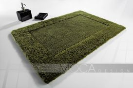 Dywanik Moca design 60x100 cotton olive