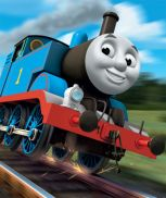 Tapeta 3D Walltastic - Thomas & Friends