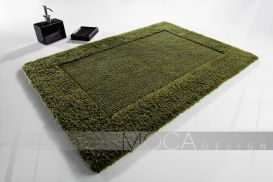 Dywanik Moca design 50x75 cotton olive
