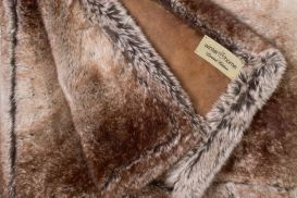 Pled futrzany Winter-Home GAUCHO